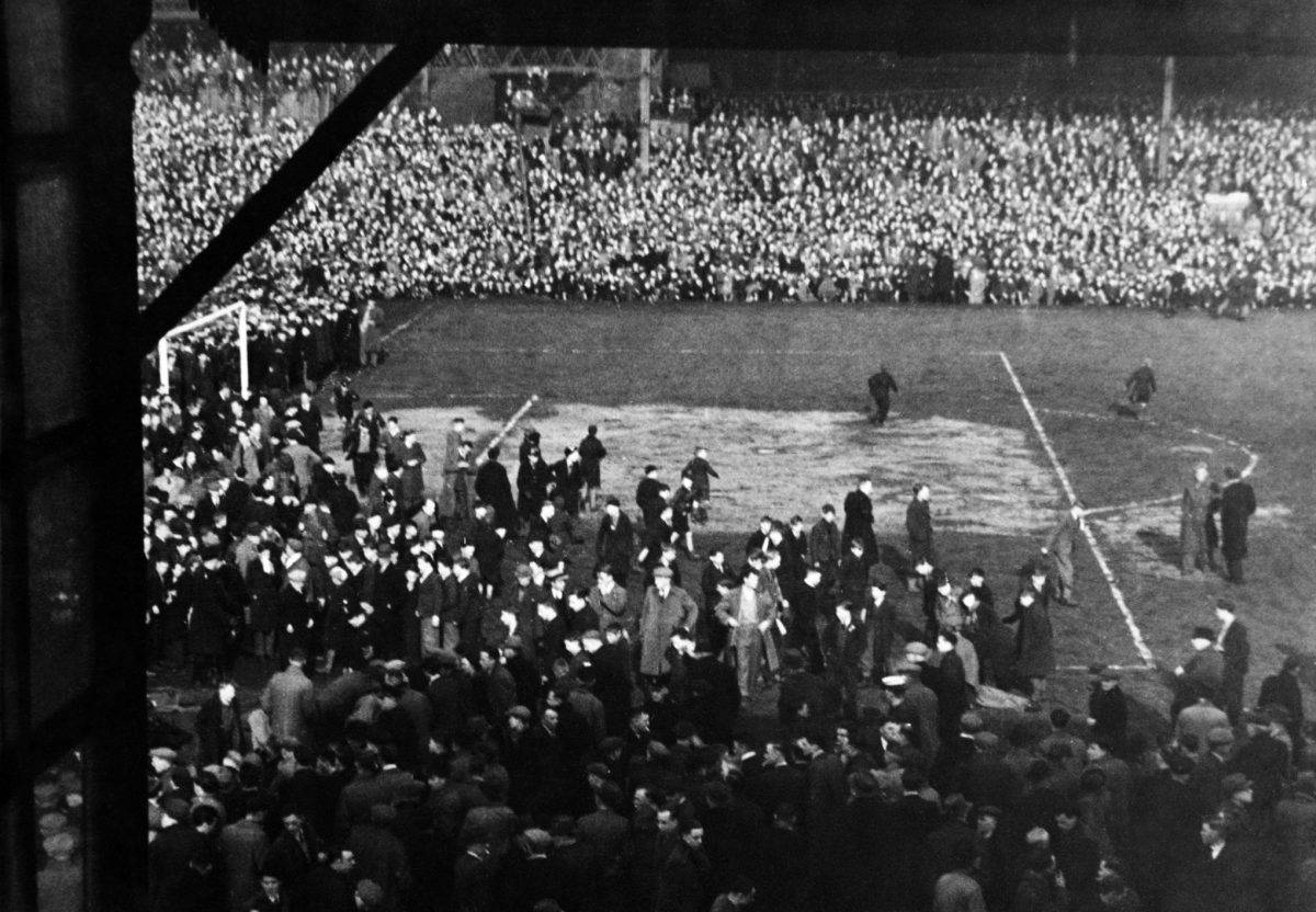 Burnden Park disaster