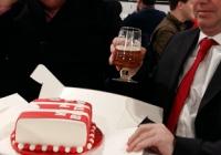 Tårta till norsk 50-åring
