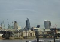 Typisk Londonvy