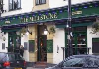 The Millstone i Manchester. Sunkhakens okrönta juvel