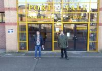 Visiting Port Fail
