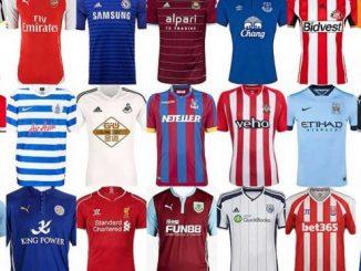 Tröjor Premier League