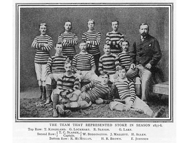 Stoke City 1877