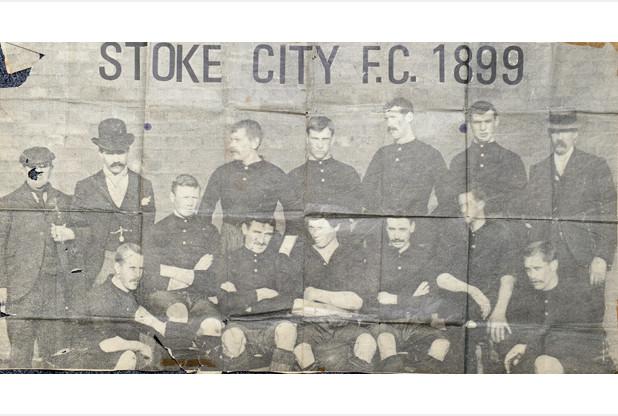 Stoke City 1899