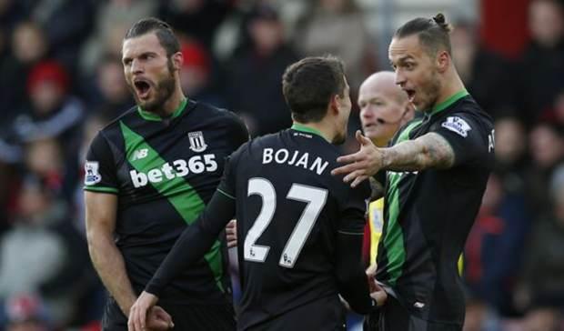 Southampton-Stoke