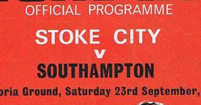 Stoke-Southampton 1967