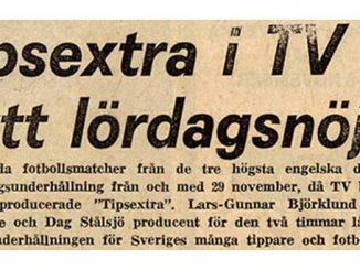 Tipsextra