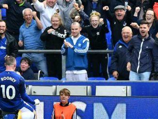 Everton-Stoke