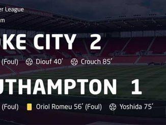 Stoke-Southampton