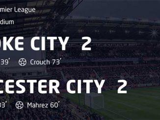 Stoke-Leicester