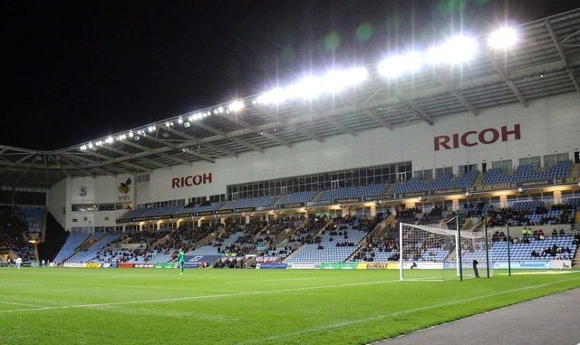 Coventry-Stoke