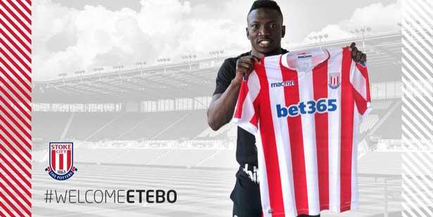 Oghenekaro Peter Etebo